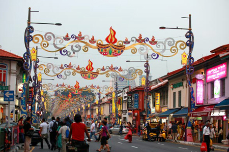 Little India Shore Excursions Asia