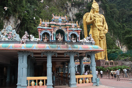 Hindu Temple Batu Cave