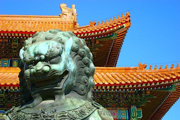 Beijing shore excursions Forbidden City