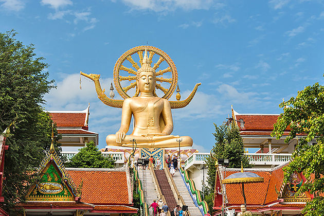 Koh Samui City Half-day Tour