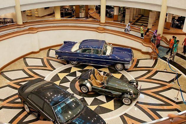 Galleria Perdana-langkawi-shore-excursions