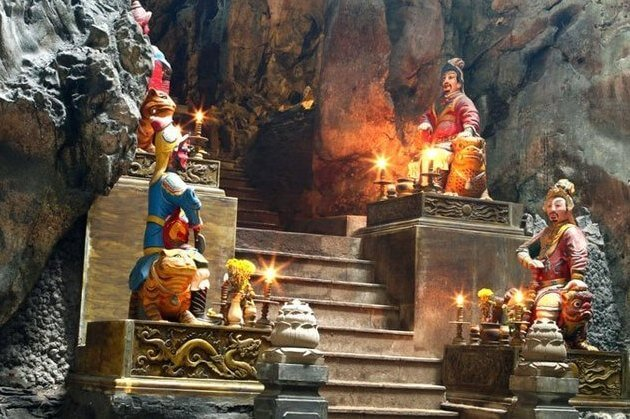 Marble Mountain in Hoi An - Da Nang shore excursions