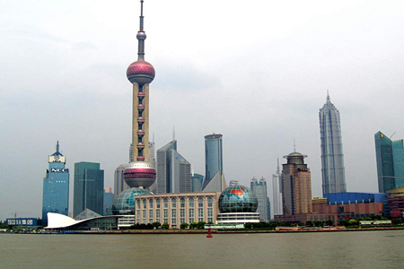 Modern Shanghai Day Tour