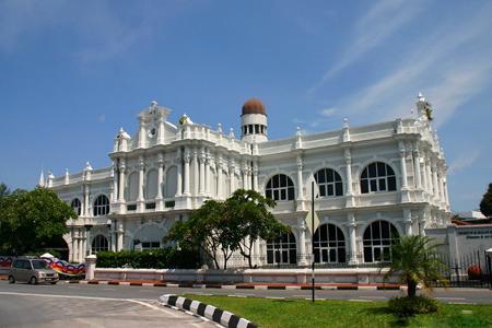 Penang Art Gallery and State Museum, Penang, Malaysia.