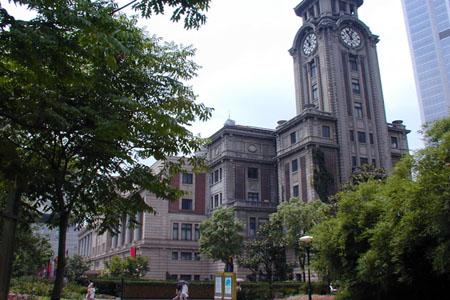 Shanghai Art Museum.