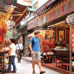 Sheung Wan - Hong Kong Central District Shore Excursions