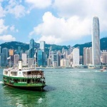 Star Ferry ride - Hong Kong Island shore excursions
