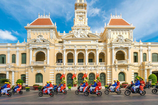 The Best of Ho Chi Minh City from Phu My Port – 2 Days