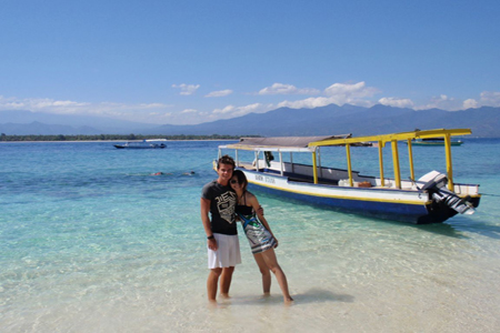 The Islands of Lombok