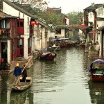 Water village of Zhouzhuang