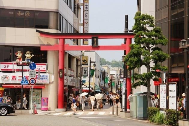 Komachi-Dori Street