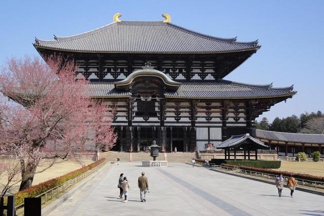 Osaka - Todaiji Temple