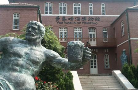 Tsingtao Beer Museum - The symbol of Qingdao