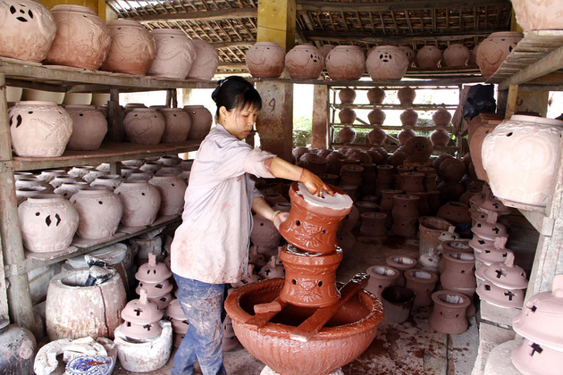 Dong Trieu Ceramic Village