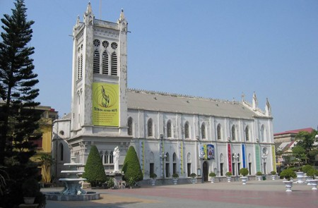 Hai Phong Great Church, Hai Phong, Vietnam