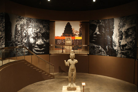 Angkor National Museum - Shore Excursions Asia