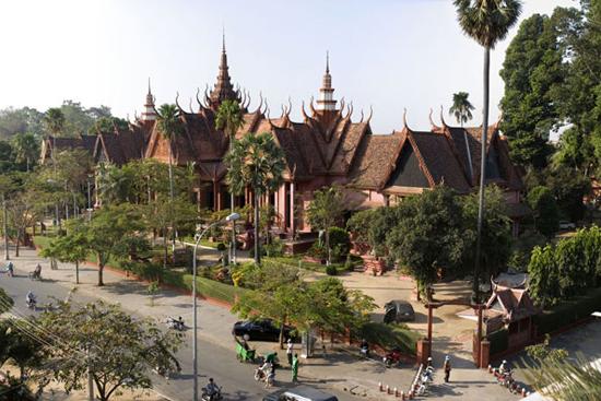 Panorama of National Museum