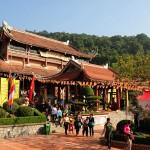Yen Tu Pagoda, Quang Ninh, Vietnam
