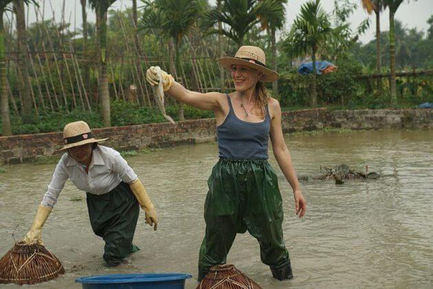 Fishing Yen Duc Village
