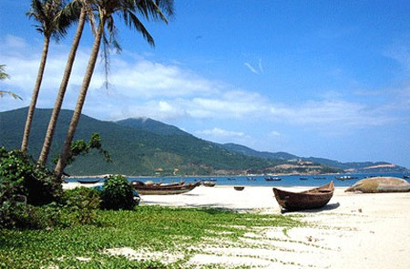 Non Nuoc Beach, Danang, Vietnam
