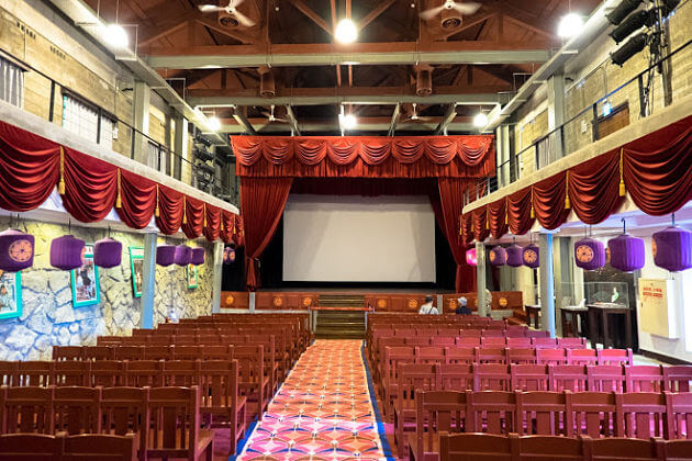 Taipei shore excursions Shengping Theater House