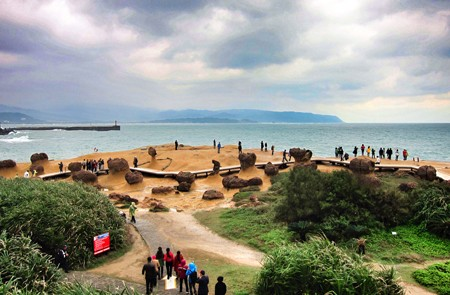 Yehliu National Geopark