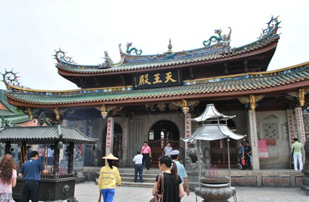 Nanputuo Temple - South Putuo Temple, Xiamen