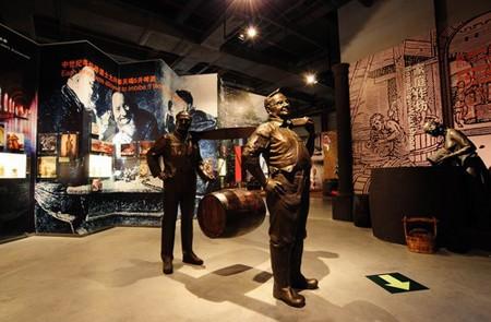 The wonderland of worldwide beer culture inside Pearl River-InBev International Beer Museum