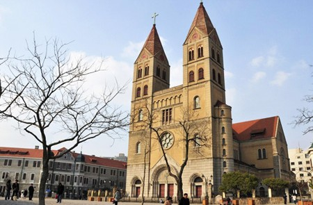 St Michael's Cathedral, Qingdao, China