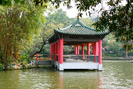Yuexiu Park, Guangzhou, China