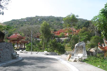 Minh Dam Secret Zone - Apart of Long Hai Base
