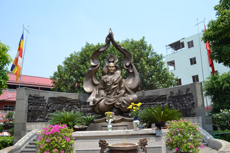 Thich Quang Duc Monument