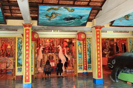Whale Temple, Vung Tau
