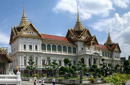 A trip to Bangkok would not be complete without visiting the Royal Grand Palace