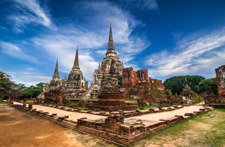 Ayutthaya Ancient Capital