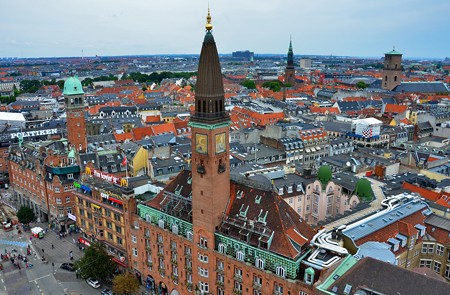 Copenhagen Shore Excursion City Tour