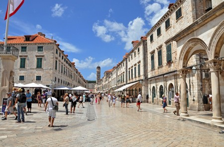 Dubrovnik Private Shore Excursion Sightseeing Tour & Cable Car Ride