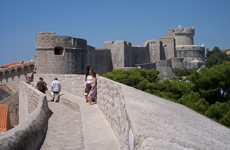 Dubrovnik Shore Excursion City Walls Walking Tour