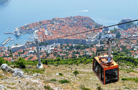Dubrovnik Shore Excursion Explore City by Cable Car
