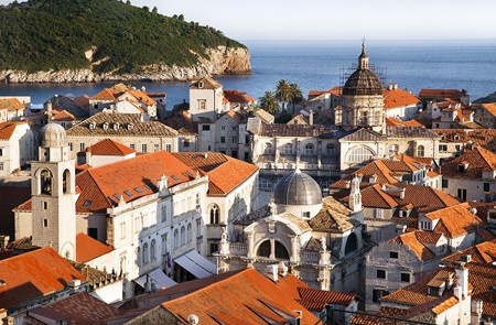 Dubrovnik Shore Excursion Old Town Walking Tour