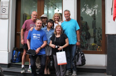 Feedback of Mr. Graham Spearman on Shore Excursion in Vietnam & Hong Kong