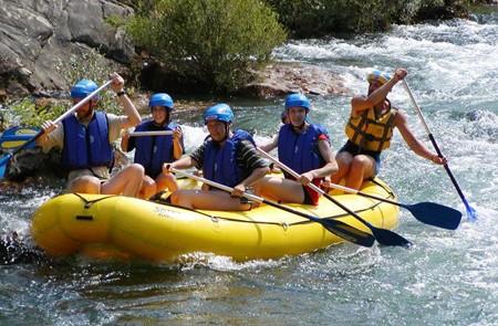 Split Shore Excursion Cetina River White-Water Rafting Adventure