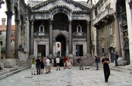 Split Shore Excursion Diocletian Palace Walking Tour