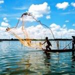 Vietnamese fishermen - Hoi An eco shore excursions