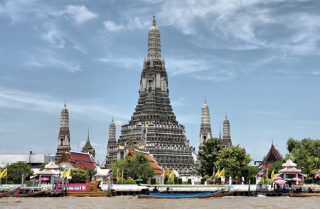 Wat Arun (Temple of the Dawn)
