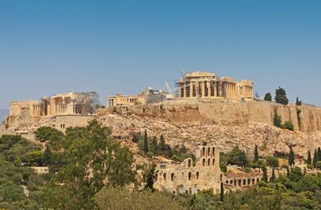 Athens Shore Excursion Acropolis Walking Tour