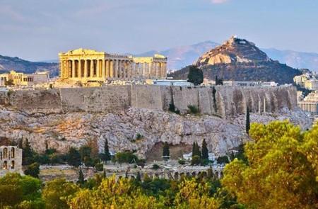 Athens Shore Excursion Cape Sounion & Temple of Poseidon Day Tour