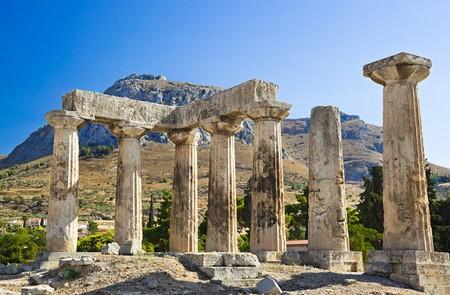 Athens Shore Excursion Private Ancient Corinth Trip