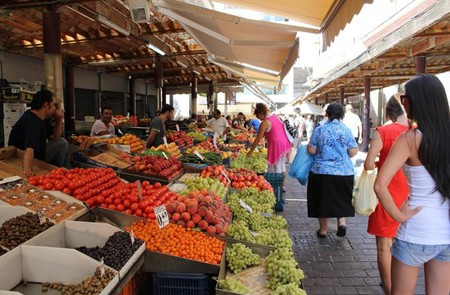 Athens Shore Excursion Small-Group Food Tour