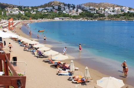 Athens Shore Excursion Vouliagmeni Beach Day Tour